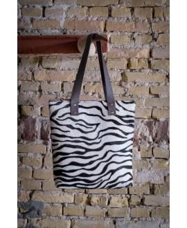 Bag Karlijn - Zebraprint