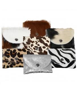 Cowhide Wallet