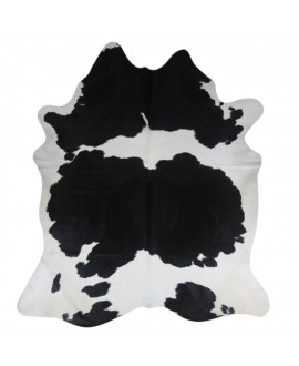 Black & White Spotted Cowhide