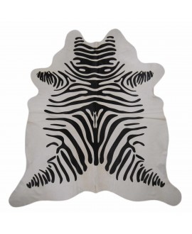Zebra Print Koeienhuid