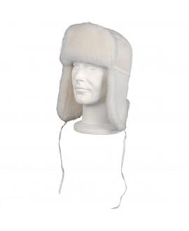 Lambs Fur Pilot Hat