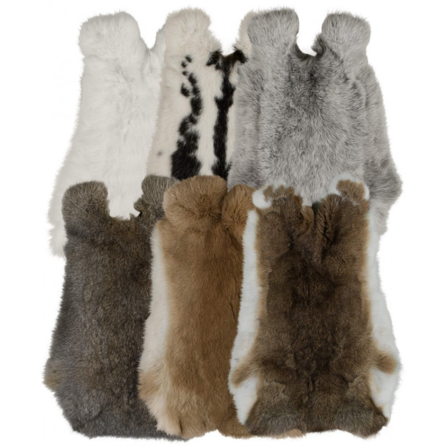 Collection of Available Rabit Furs