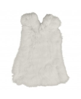 Rabit Fur White