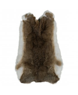 Rabit Fur Brown