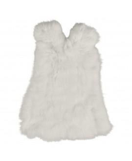 Rabit Fur White
