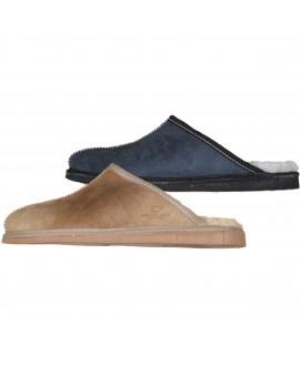 Men's Slip on Slippers -...